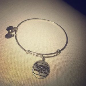 """ALEX and ANI """"completely blessed"""" bracelet"""